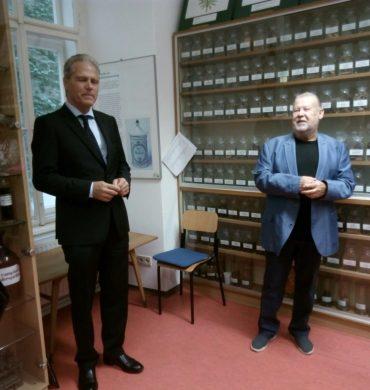 Pressefrühstück Drogistenmuseum